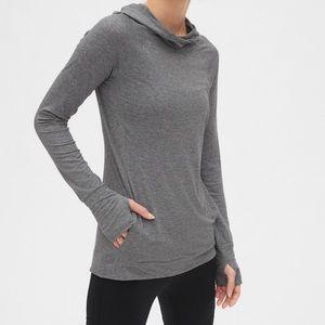 Gap Fit breathe pullover hoodie NWT